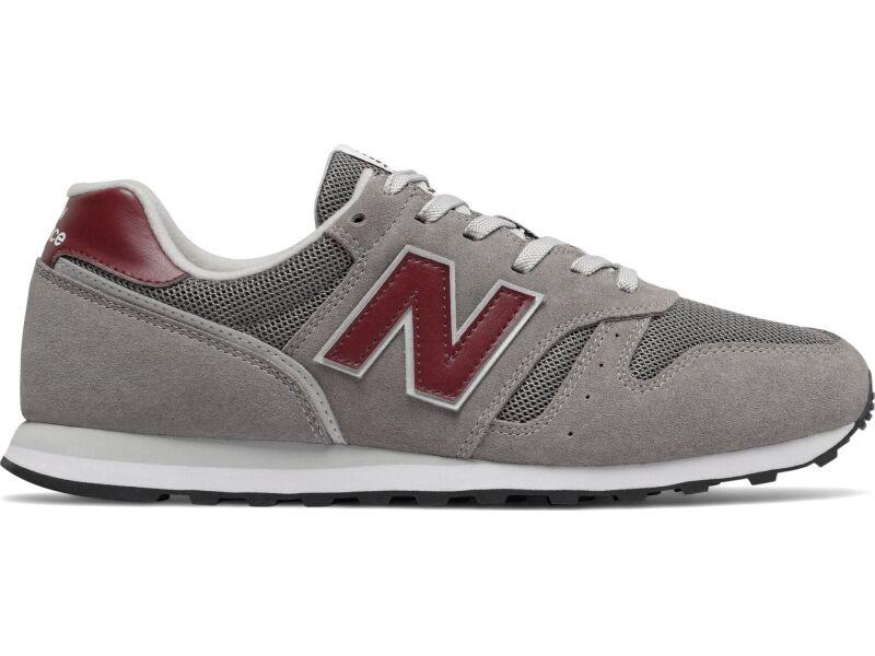 New Balance ML373 Grey/Red