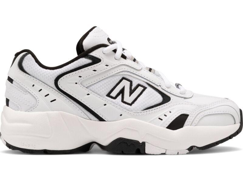 New Balance WX452 White/Black