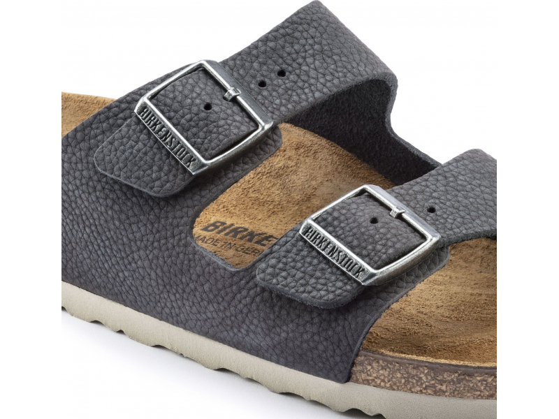 Birkenstock Arizona Steer Soft Gray