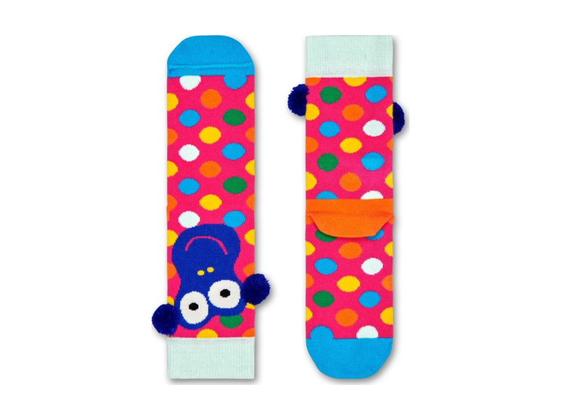 Happy Socks Monkey Multi 100