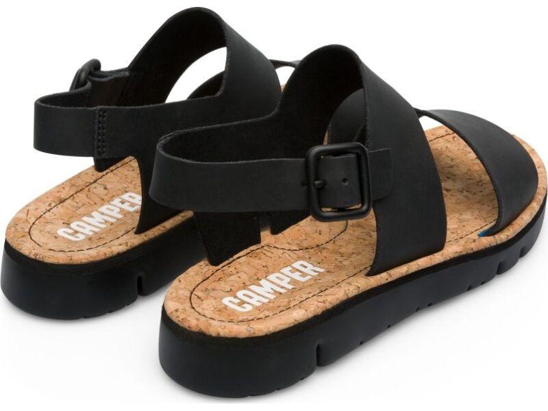 Camper Oruga Sandal K201038 Black