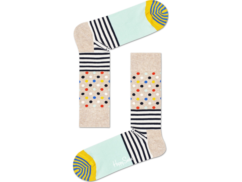 Happy Socks Stripes And Dots Multi 3000
