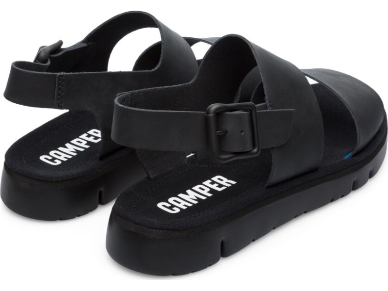 Camper Oruga Sandal K100543 Black