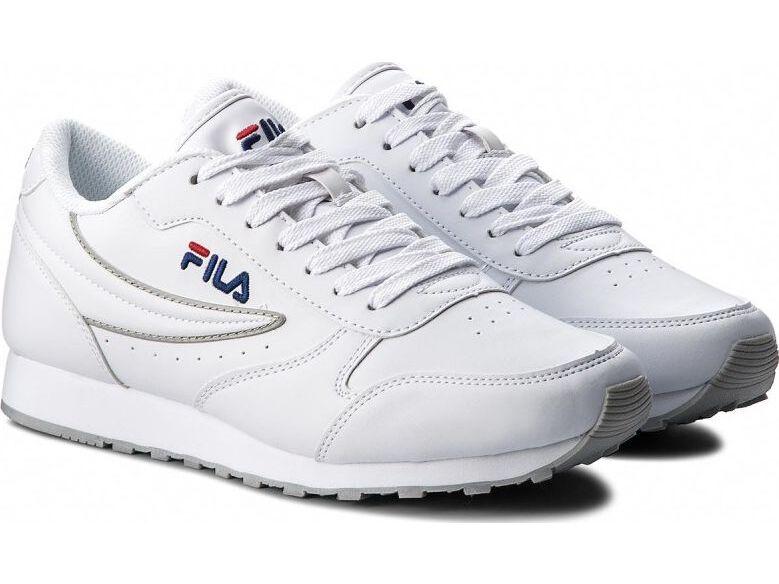 FILA Orbit Low White