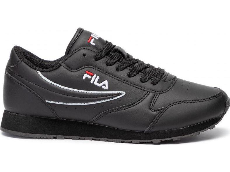 FILA Orbit Low Black/Black