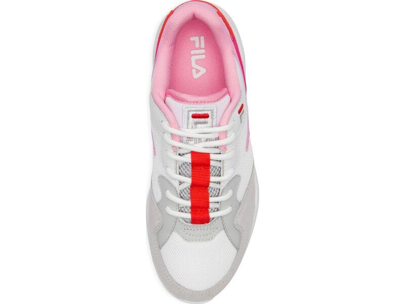 FILA Vault CMR Jogger CB Low Women's White/Rosebloom