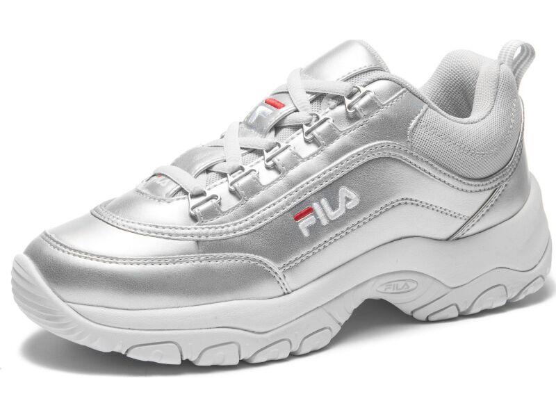 FILA Strada F Women's Silver