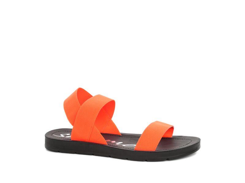 Oranžas sieviešu basenes Orange/Neon