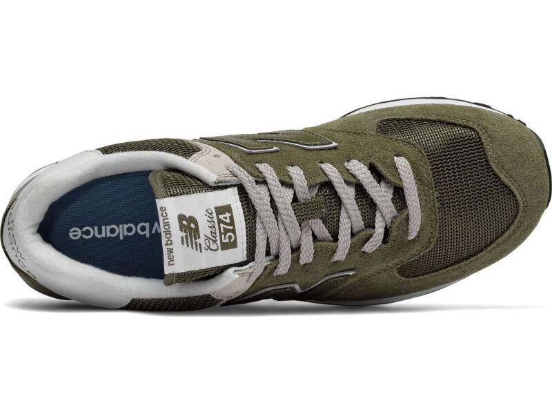 New Balance ML574 Olive EGO