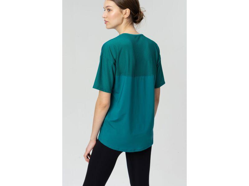 AUDIMAS Sieviešu T-krekls ar īsām piedurknēm Everglade