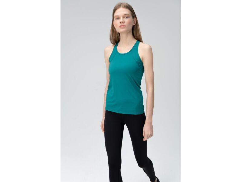 AUDIMAS Sieviešu t-krekls bez piedurknēm Everglade