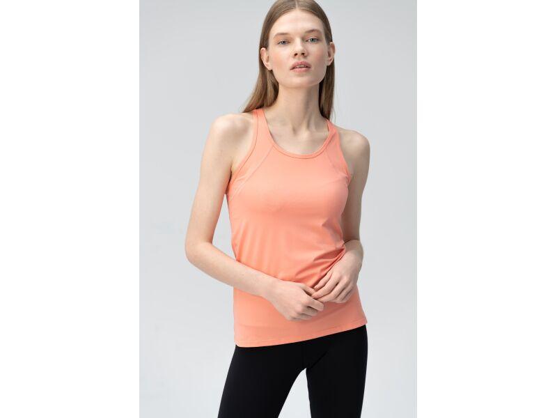 AUDIMAS Sieviešu t-krekls bez piedurknēm Lantana