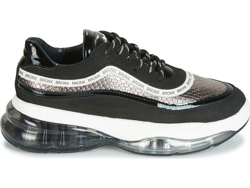 BRONX 1562 Bubbly II Black/Gunmetal