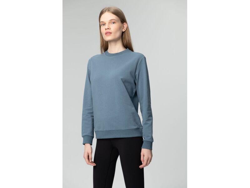AUDIMAS Adīts sieviešu džemperis Blue Mirage