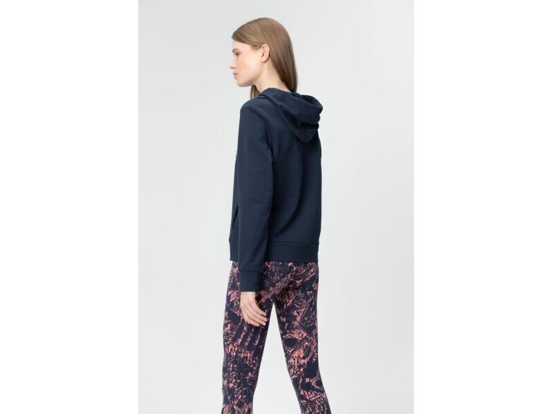 AUDIMAS Sieviešu džemperis ar taisnu siluetu Navy Blazer