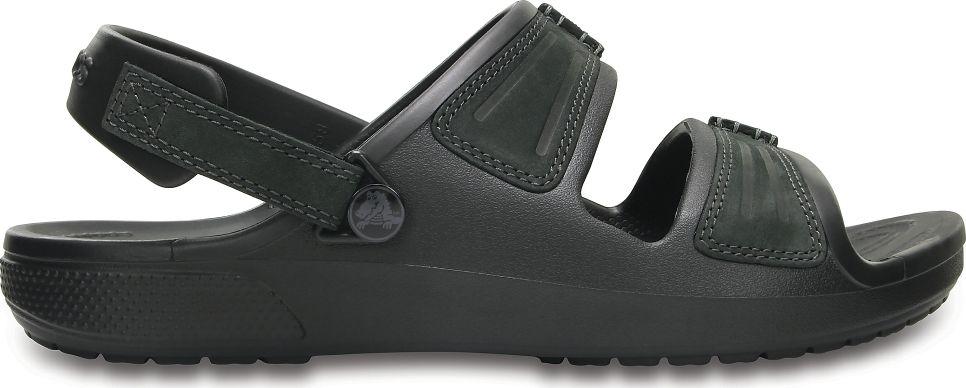3ff05649089 Crocs™ Yukon Mesa Sandal Black Black ...