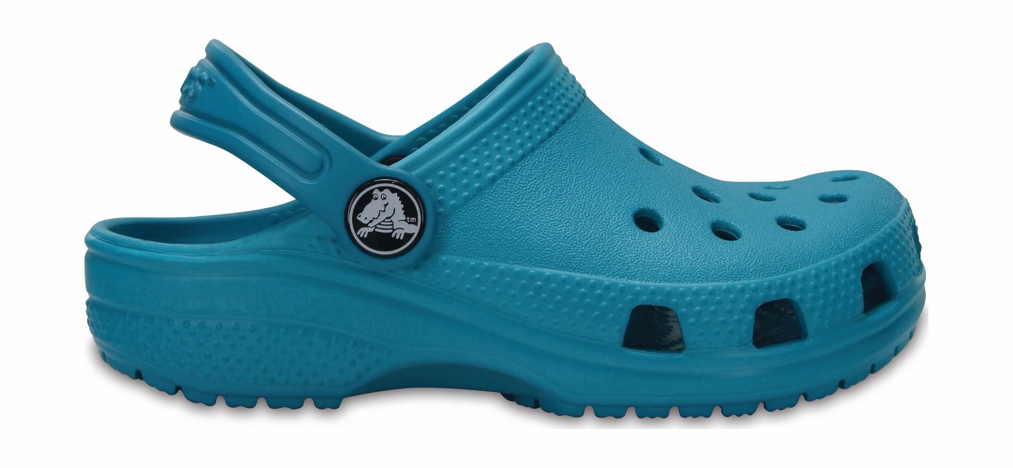 851d60cf1baaa Previous. Crocs™ Kids  Classic Clog Turquoise ...