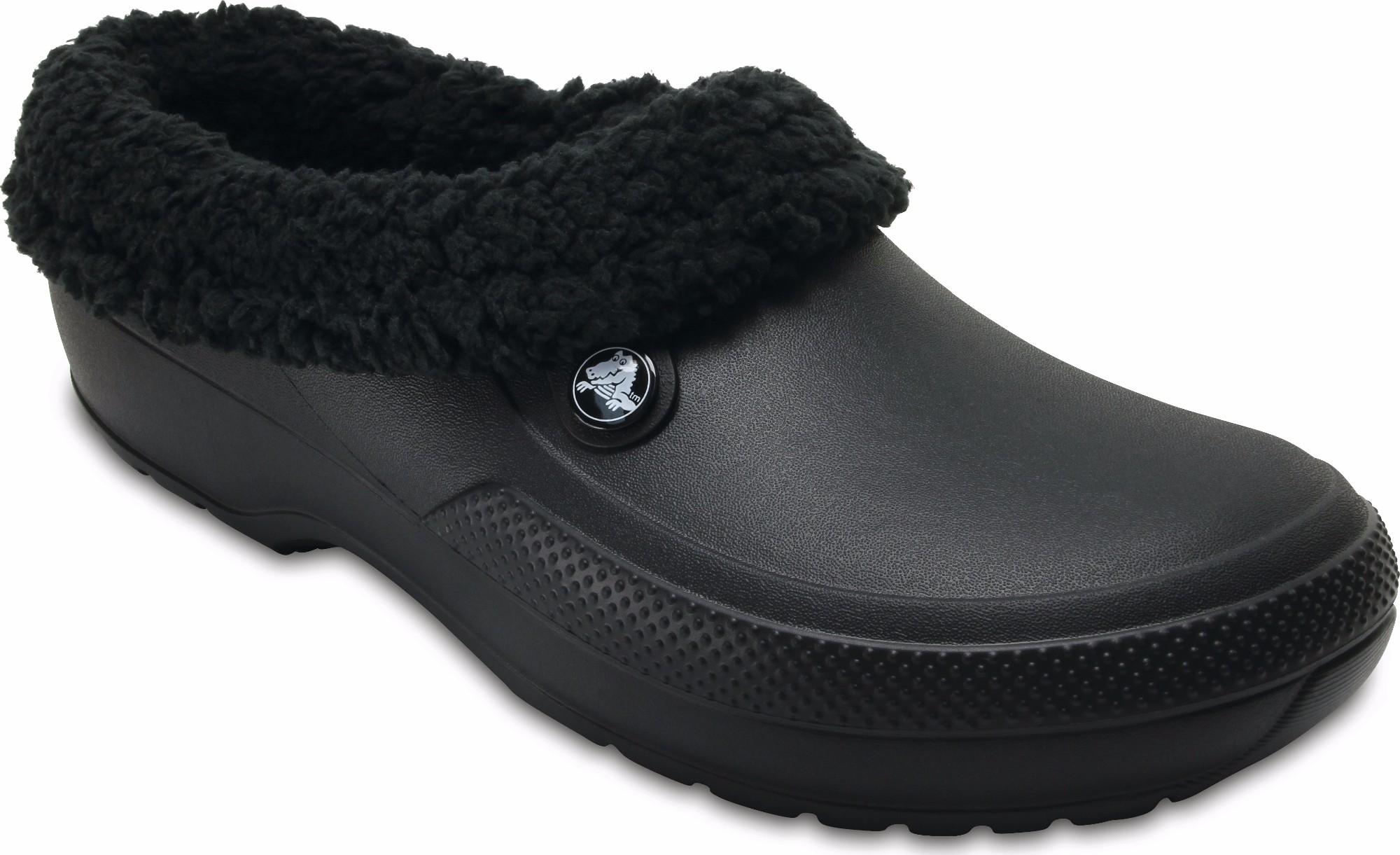 ... Crocs™ Classic Blitzen III Clog Black/Black ...