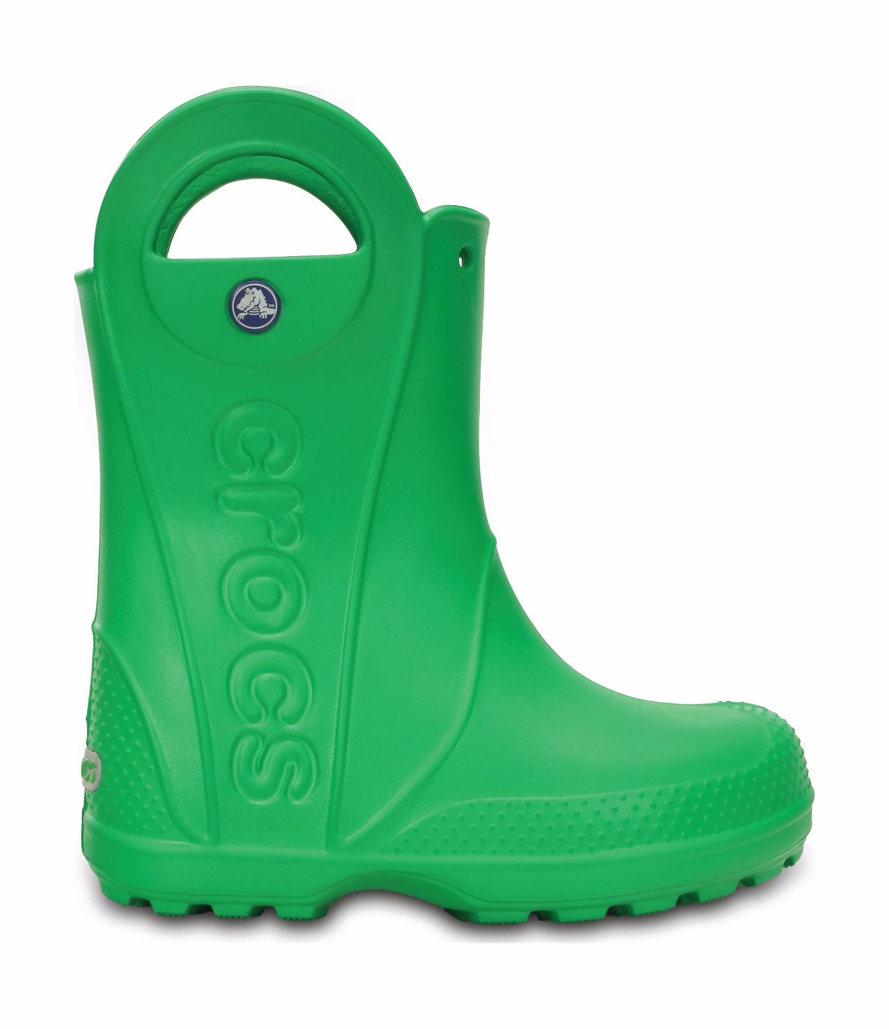 Crocs Kids Handle It Rain Boot Open24 Lv