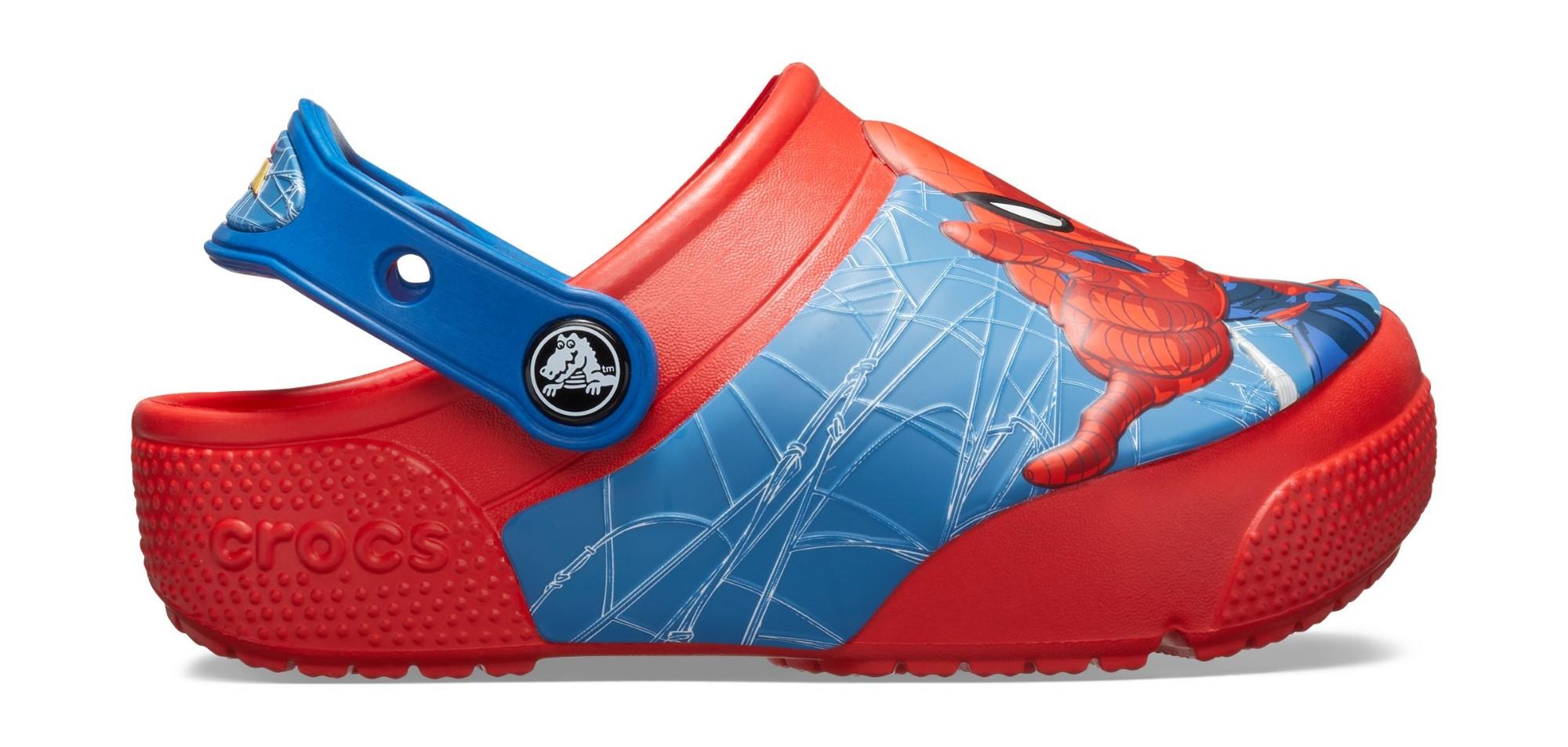 2907b910a Crocs™ Funlab SpiderMan Lts Clog K