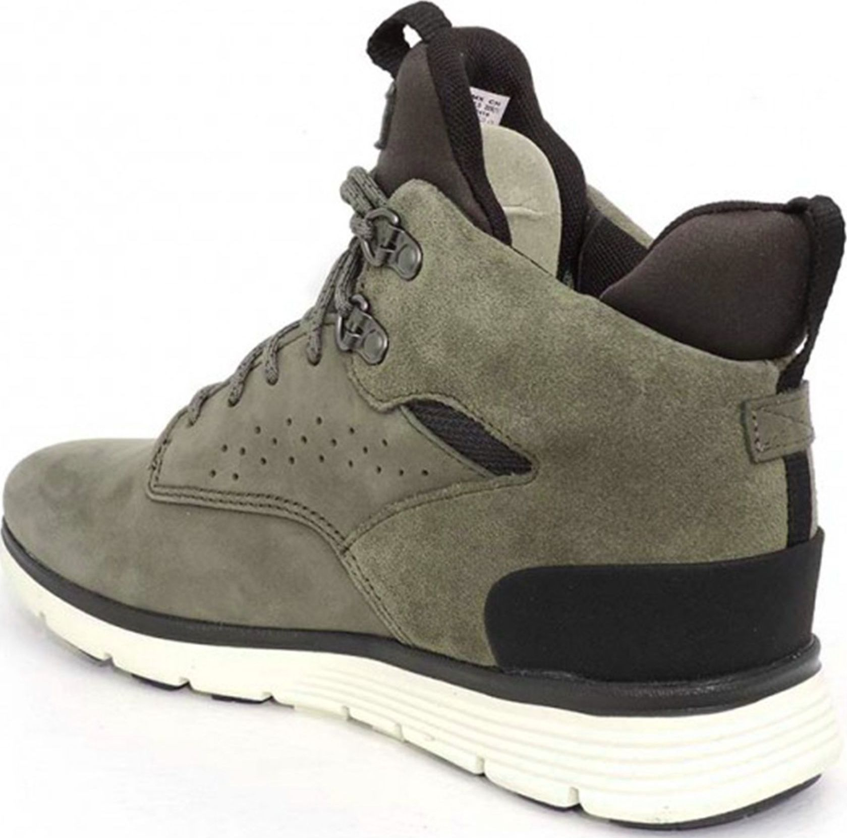 gerente ordenar transfusión  Crafted With Premium Mens Timberland Killington Hiker Chukka Boots In Black  Timberland Men's Boots