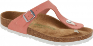 Birkenstock Gizeh Brushed Flamingo VEGA