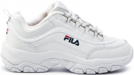 FILA Strada Low Women's White