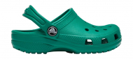 Crocs™ Kids' Classic Clog Deep Green