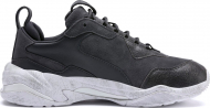 Puma Thunder Distressed Women's Ebony/Silver