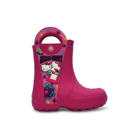 Crocs™ Kids' Hello Kitty Candy Blast Rain Boot