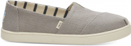 TOMS Heritage Canvas Women's Alpargata Cupsole Morning Dove