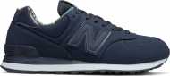 New Balance ML574 Leather Blue