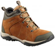Columbia Fire Venture Mid Suede Waterproof Elk/Ancient Fossil