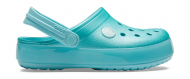 Crocs™ Crocband Ice Pop Clog Kid's Ice Blue