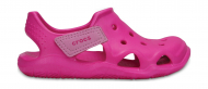 Crocs™ Kids' Swiftwater Wave Neon Magenta