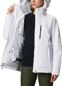 Columbia Ava Alpine Insulated Jacket Women's White/Cirrus Grey