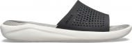 Crocs™ LiteRide Slide Black/Smoke