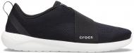 Crocs™ Literide Modform Slipon Mens Black/White