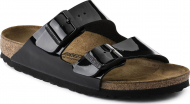 Birkenstock Arizona BF Patent Black