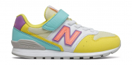 New Balance YV996 Yellow/Aqua
