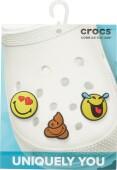 Crocs™ Crocs SMILEY SO YUMMY 3 PACK G0693600-MU