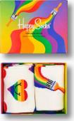 Happy Socks 2-Pack Pride Socks Gift Set Multi 9300
