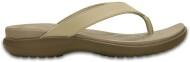 Crocs™ Capri V Flip Chai/Walnut