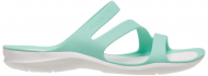 Crocs™ Women's Swiftwater Sandal Pistachio