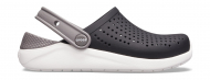 Crocs™ LiteRide Clog Kid's Black/White