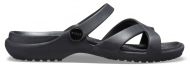 Crocs™ Meleen Cross-Band Sandal Women's Black