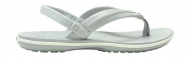 Crocs™ Crocband Strap Flip Kid's Light Grey