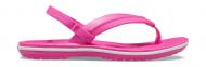 Crocs™ Crocband Strap Flip Kid's Electric Pink
