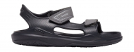 Crocs™ Swiftwater Expedition Sandal Kids Black/Slate Grey