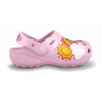Crocs™ Kids' Hello Kitty Fun Rain Or Sun Custom Clog